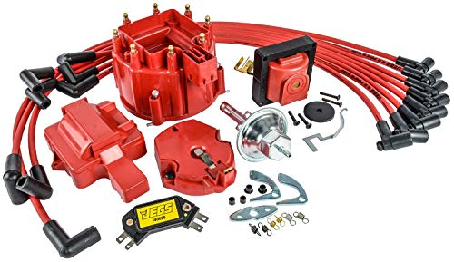 JEGS 40009K High-Performance HEI Ignition Tune-Up Kit