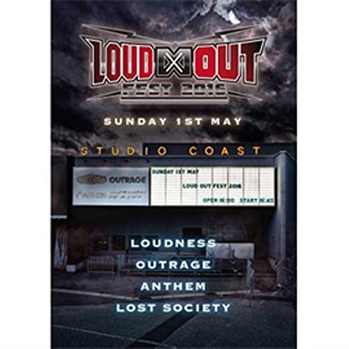 オムニバス / Loud∞Out 2016の商品画像