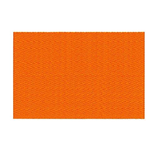 S.I.C. SIC-146 コットンヘリンボンテープ 25mm C/#120 オレンジ 1巻(30m)