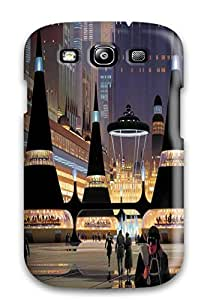Hot Snap-on Star Wars Tv Show Entertainment Hard Cover Case/ Protective Case For Galaxy S3