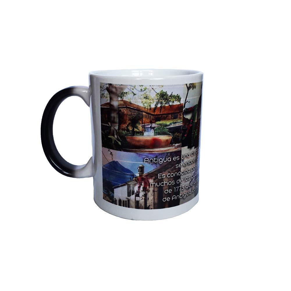 Magical Collectable Cups - Taza Magica Edificios Coloniales ...