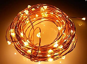Pretty For Lifestyle Fairy Led String Lights Cooper Wire Warm White