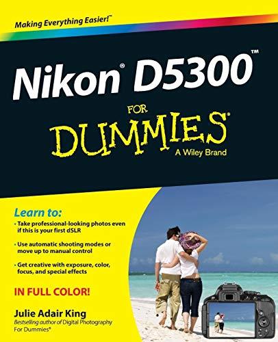 Nikon D5300 For Dummies ()