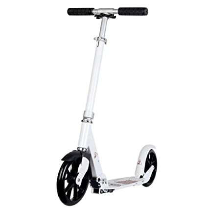 LJHBC Patinete Aleación de Aluminio conmutar Patada Scooter ...