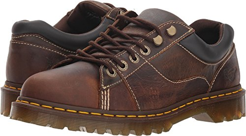 Dr. Martens R23076220 Unisex Mellows Shoe, Tan Greenland - 6 UK / 8 B(M) US Women / 7 D(M) US Men