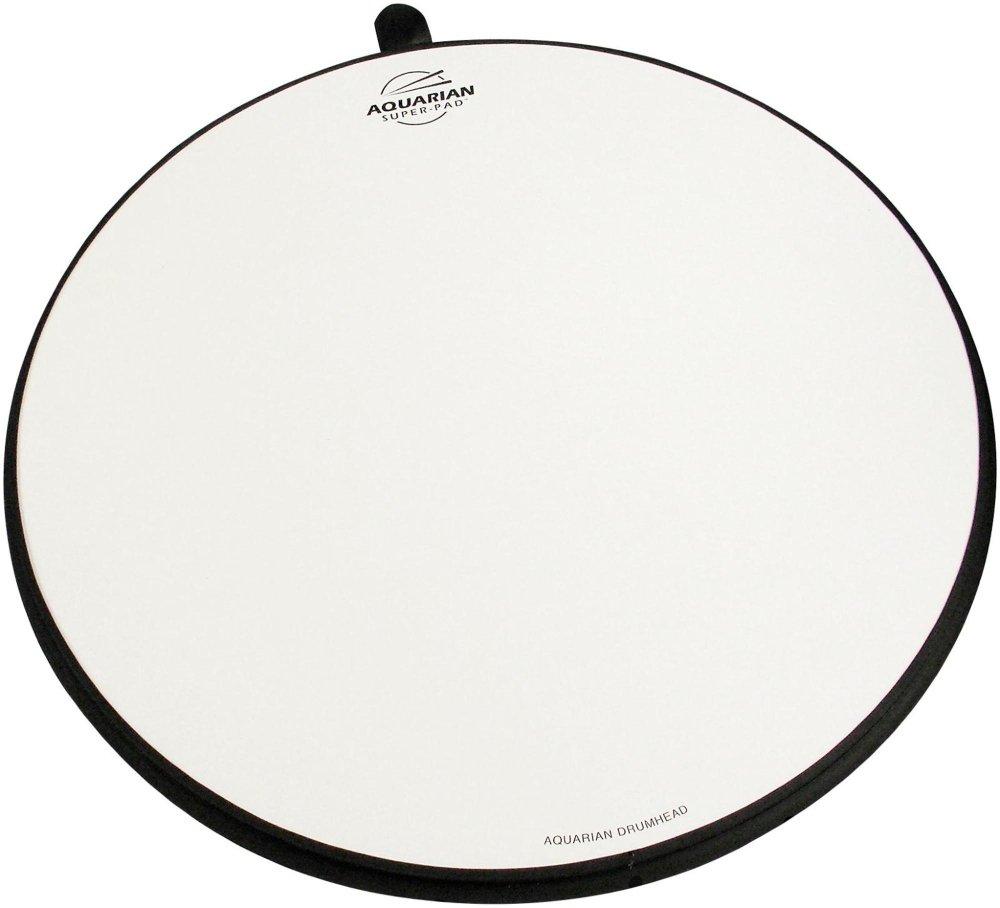 Aquarian Drumheads Super-Pad Low-volume Drum Surface - 16''