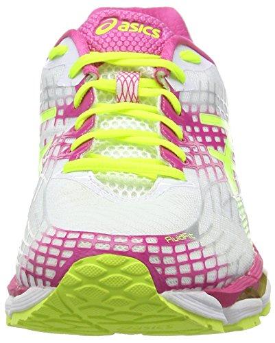 Bianco Yellow hot Gel Pink Sportive white nimbus 0107 Asics Scarpe flash Donna 17 Yzvwv