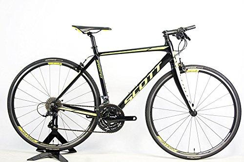 SCOTT(スコット) SPEEDSTER 55 FLAT(スピードスター 55 フラット) クロスバイク 2016年 Sサイズ B07B4XKS3W