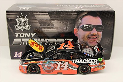 Lionel Nascar Collectables Tony Stewart #14 Bass Pro Shops 2016 Chevrolet SS NASCAR Diecast Car (1/24 Scale)