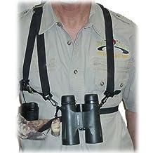 Crooked Horn Bino Rangefinder Harness Camo