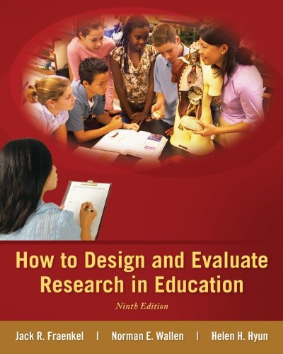 How To Design+Eval.Research In Ed.