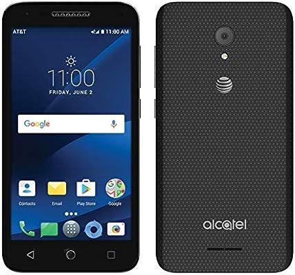 Alcatel Smartphone Desbloqueado Ideal Xcitar 4G LTE Libre 5044R 8 ...