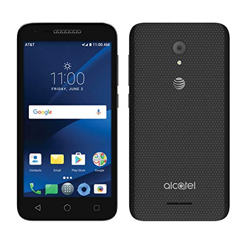 Alcatel Ideal Xcite 4G LTE Unlocked 5044R 5 inch 8GB Usa Latin & Caribbean Bands Android 7.0 IdealXcite (Best Price For Nexus 5x 32gb)