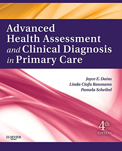 Download Advanced Health Assessment & Clinical Diagnosis in Primary Care Pdf