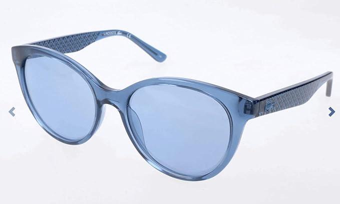 Lacoste Sonnenbrille L831S Gafas de Sol, Azul (Blau), 53.0 ...