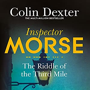The Riddle of the Third Mile Audiobook