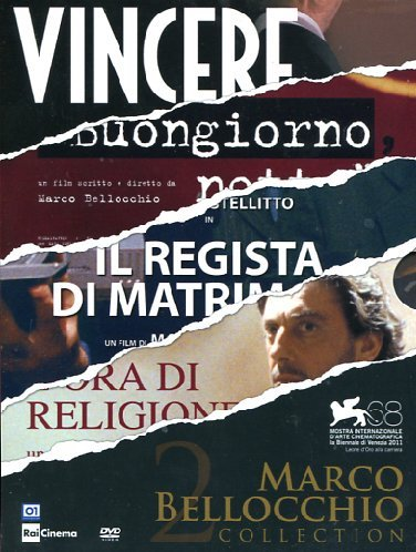 Donatella Collection - Marco Bellocchio Collection #02 (3 Dvd)