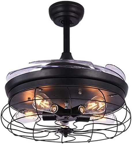Fandian 42″ Modern Industrial Ceiling Fan