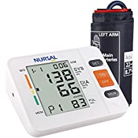 Nursal Upper Arm Digital Blood Pressure Monitor