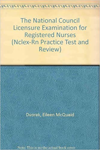 the national council licensure examination for registered nurses nclexrn practice test and review