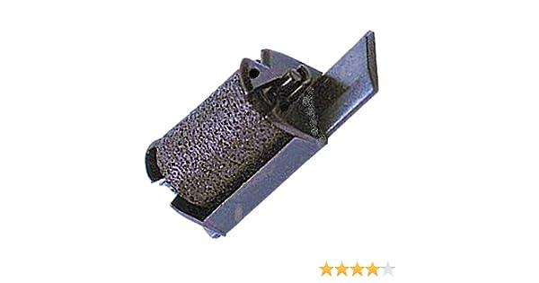 rollos de tinta- negro -compatible con- Olivetti ECR 7100 - Gr.744 -Marca Farbbandfabrik: Amazon.es: Oficina y papelería