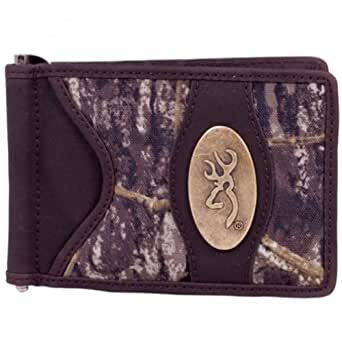 Browning Wallet Camo With Money Clip