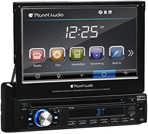 Planet Audio P9759B Touchscreen Detachable