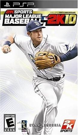 MLB 2K10 - Sony PSP