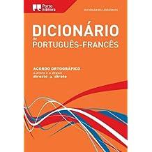 Dictionnaire Moderno Portugais-Français Porto Editora / Dicionário Moderno de Português-Francês Porto Editora (Portuguese Edition)