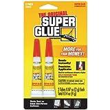 SUPER GLUE SGH22-48 SUPER GLUE TUBES (DOUBLE PACK)