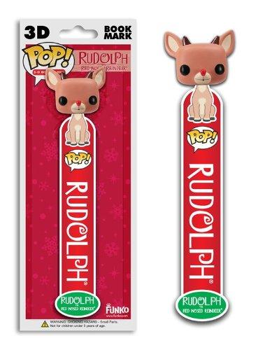 UPC 830395029917, Funko Pop! Vinyl Rudolph the Red Nosed Reindeer 3D Bookmark