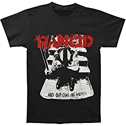 Rancid Men's Wolves T-Shirt Black