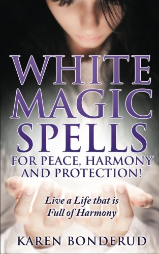 Wicca White Spells Harmony Protection