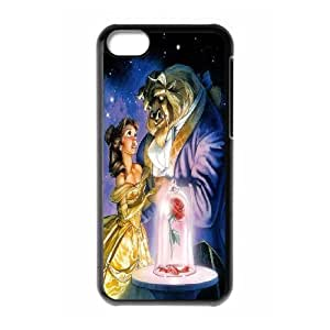 James-Bagg Phone case Beauty And The Beast Pattern Design Case For ipod touch 4 touch 4 Style-4