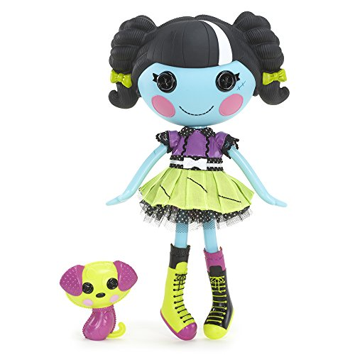 Lalaloopsy Doll - Scraps Stitched N Sewn -