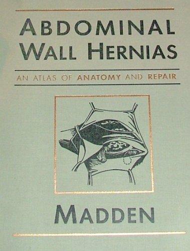 Abdominal Wall Hernias: An Atlas of Anatomy and