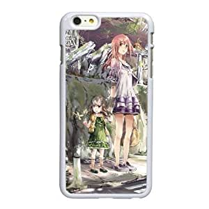 HD exquisite image for iPhone 6 plus 5.5 inch Cell Phone Case White my neighbor totoro AMI6480152