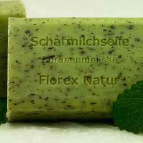 Zitronenmelisse Florix Schafmilchseife