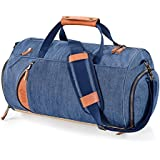 Small Duffle Bag,RFID Anti Theft Weekender Travel Carry On Soft Luggage Tote Bag
