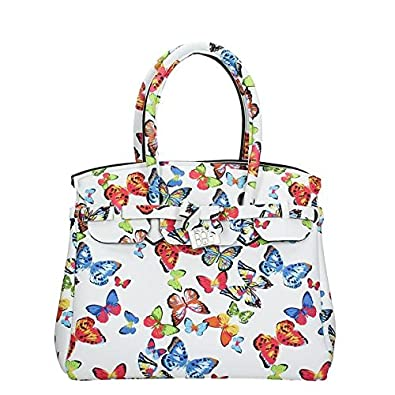enorme sconto d6486 02760 Save My Bag Icon Lycra Handtas butterfly: Amazon.co.uk ...