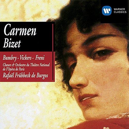 Amazon.com: Bizet: Carmen: Rafael Frühbeck de Burgos: MP3 ...