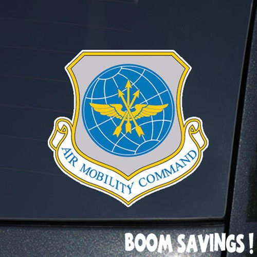 Air Force USAF Air Mobility Command 6