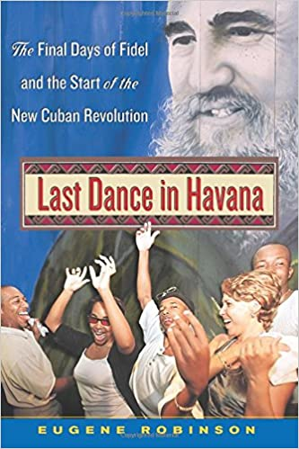 Book Last Dance in Havana