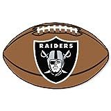Fan Mats Oakland Raiders NFL Football Floor Mat - 22 x 35 Inch