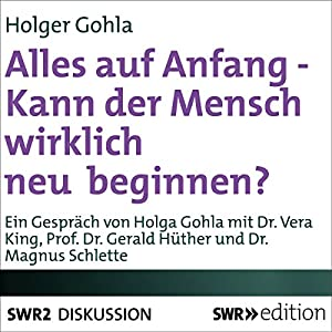 Alles auf Anfang Hörbuch