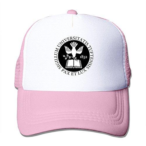 MZONE Personalized Flat Billed Caps Hat Tufts University Trucker Hats Caps - Jessica Casual Biel