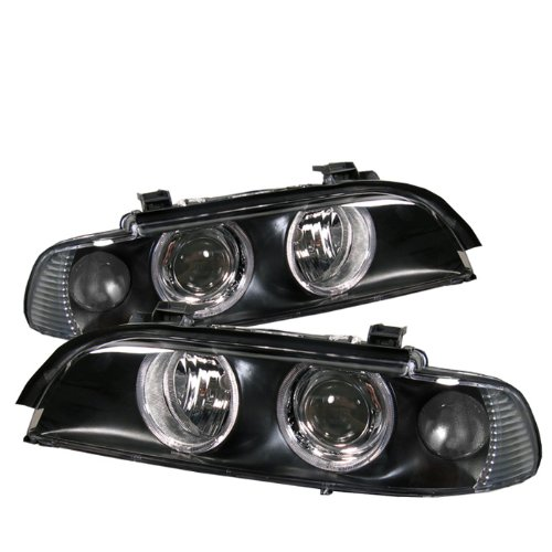 bmw 5 series headlight assembly - 8