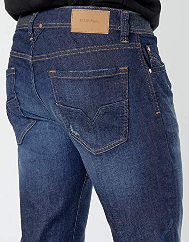 Diesel Larkee 087AN dżinsy męskie typu Regular Fit: Odzież