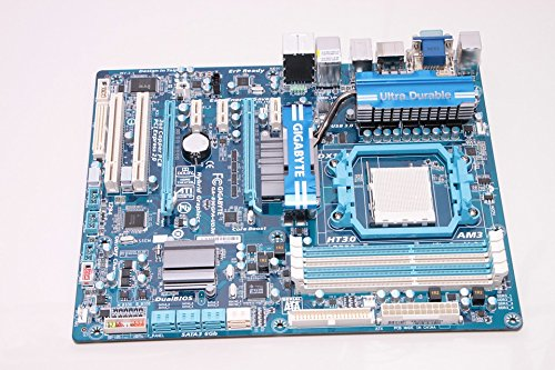 Price comparison product image LAMINATED POSTER Mainboard Motherboard Phenom Gigabyte Am3 Amd Poster Print 24 x 36