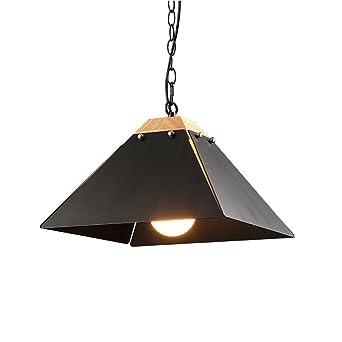 Wundervoll Industrial Pendelleuchte Modern Einfache Trapez Pyramide Hängelampe E27  Eisen Kronleuchter Für Schlafzimmer, Esszimmer, Cafe
